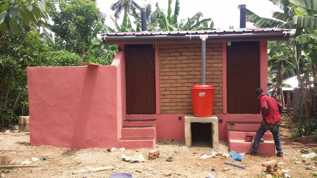 Ghana Together Health and Sanitation Projects